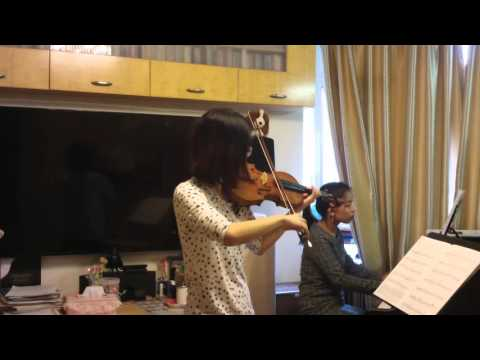 ABRSM 2016-19 Grade 5 Violin C3 Intermezzo By Doris Lee & Lai Bo Ling
