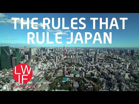 The Rules that Rule Japan (видео)