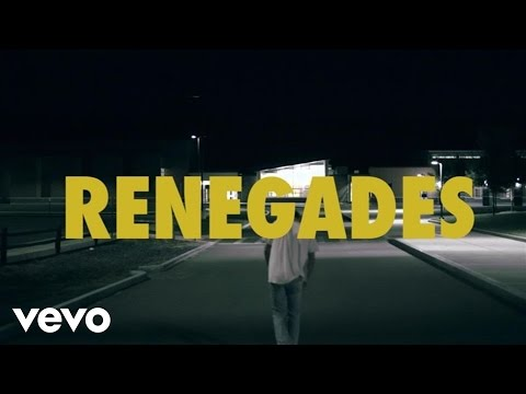 X Ambassadors - Renegades (Lyric Video)