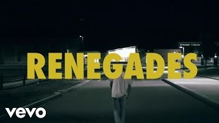 Video X Ambassadors - Renegades (Lyric Video) MP3, 3GP, MP4, WEBM, AVI, FLV Maret 2019