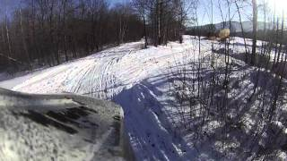 8. 2011 Arctic Cat SnoPro 500 Trail Ride - Contour Roam POV Camera