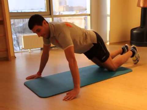 Комплекс упражнений в домашних условиях для парней видео