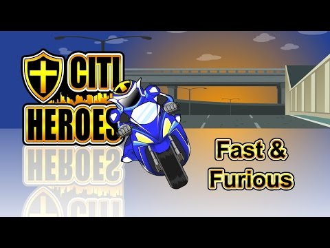 "Citi Heroes EP35 ""Fast & Furious"""