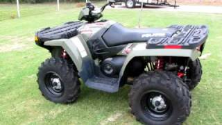 6. 2005 Polaris 700 SPORTSMAN 4X4 V-TWIN NEVER IN THE MUD Like New