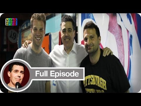 Anthony Jeselnik & Dave Dameshek | The Adam Carolla Show | Video Podcast Network