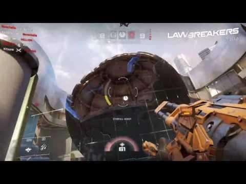 E3 Gameplay: Lawbreakers