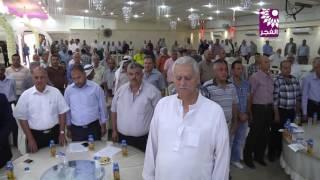 حفل وداع حجاج بيت الله الحرام في طولكرم