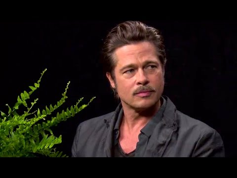 two - Zach Galifianakis is an expert at making hot actors look awkward! Brad Pitt was the latest guest on his series, Between Two Ferns, and the results are hilarious. Is this the best episode ever??...