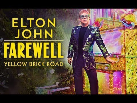 Elton John: Farewell Madison Square Garden - The First Night (October 18th, 2018)