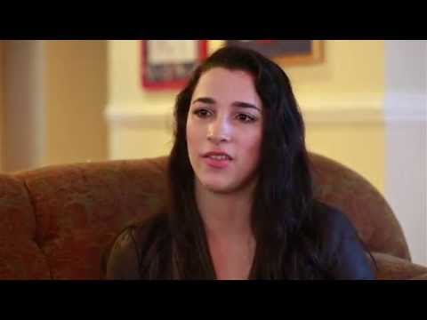 Aly Raisman Talks About Her Come-Back