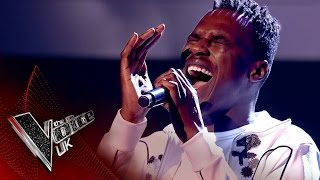 Mo performs 'Human': The Voice UK 2017