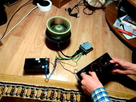 Как сделать регулятор оборотов печки