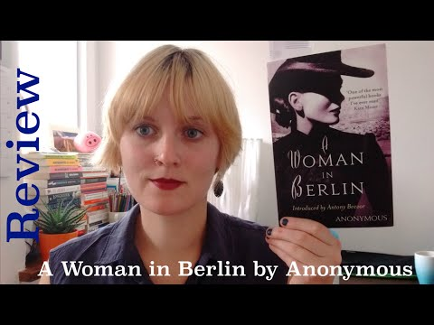 Nonfiction November 2015 Review   A Woman in Berlin by Anonymous