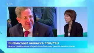 Seehofer končí v čele CSU