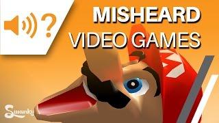 Video Misheard Video Games | SwankyBox MP3, 3GP, MP4, WEBM, AVI, FLV Mei 2018