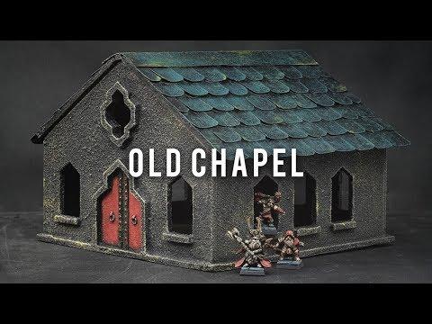 Old Chapel - Miscast Terrain - S01E03