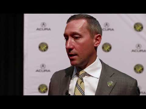 Video: SuperDraft | Porter talks Williams' fit, passion of traveling Columbus supporters