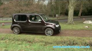 Nissan Cube - IMotor UK Test Drive Review