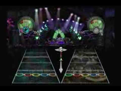 Full Guitar Hero 3 Battle vs. Lou