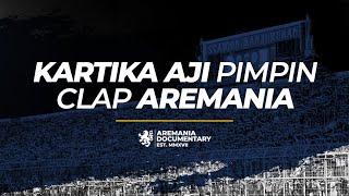Video Aremania - Kartika Aji Pimpin Clap Aremania MP3, 3GP, MP4, WEBM, AVI, FLV September 2018
