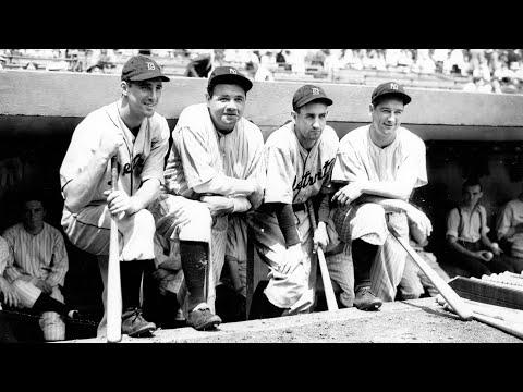 1934 Yankees vs Tigers at Navin Field - full radio broadcast