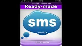 Ready-made SMS YouTube video