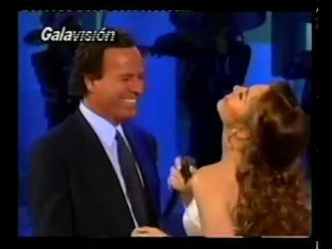 , title : 'Thalia / Julio Iglesias - Solamente una vez'