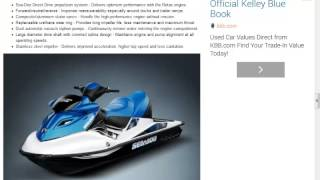 4. Sea Doo GTX 4 tec Review Incredible Luxury Touring JetSki Machine4