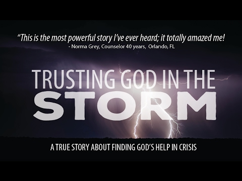 Trusting God in the Storm - Finding Help in Suffering