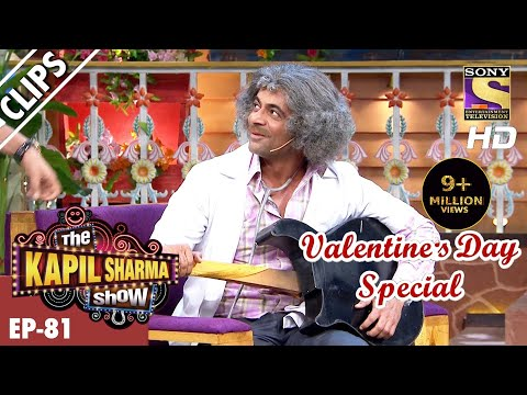 Dr.gulati Rocks The Show With Rishi Kapoor & Neetu Singh  – The Kapil Sharma Show - 11th Feb 2017