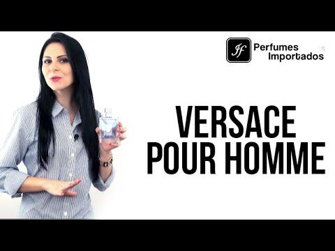 Perfume Versace Pour Homme Masculino - Eau de Toilette