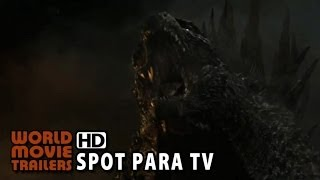 GODZILLA Spot para TV - Ele Não Pode Ser Detido Legendado (2014) HD