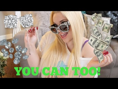 HOW I MADE $60,000 BY SHOPPING ONLINE!!!!!! + DIAMOND JEWELRY HAUL