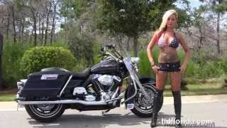 9. Used 2007 Harley Davidson Road King Motorcycles for sale
