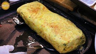 Video 의정부 제일시장 │ 대왕 계란말이 │ Giant Rolled Omelette │ 한국 길거리 음식 │ Korean Street Food MP3, 3GP, MP4, WEBM, AVI, FLV Januari 2019