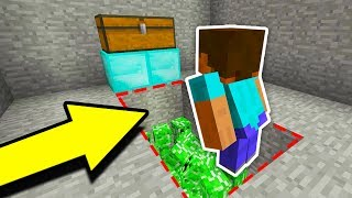 Minecraft Console Edition: THIS SIMPLE TRAP WILL BLOW YOUR MIND! (Minecraft Xbox/PS4 TU53)