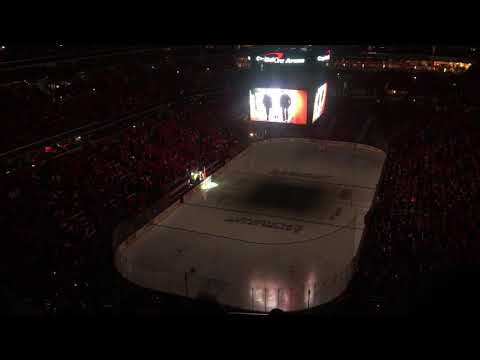 Washington Capitals 2018 Eastern Conference Final Game 3 Intro