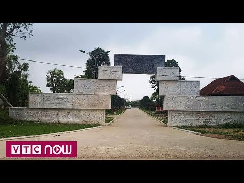 Dừng kinh doanh trong khu đất 70.000 m2 ở Thanh Hóa | VTC1 - Thời lượng: 43 giây.