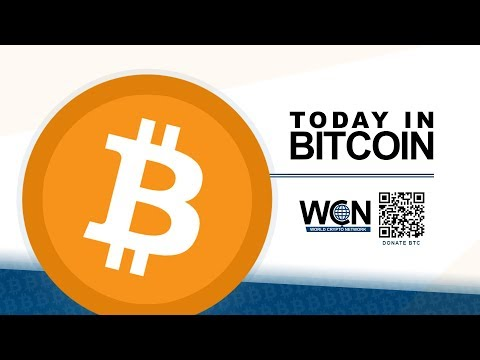 Today in Bitcoin (2017-09-17) - Bitcoin Catalonia? - Bitcoin in the Browser - Organized Crackdown?