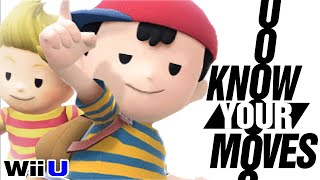 Relax Alax: Know Your Moves – Ness and Lucas