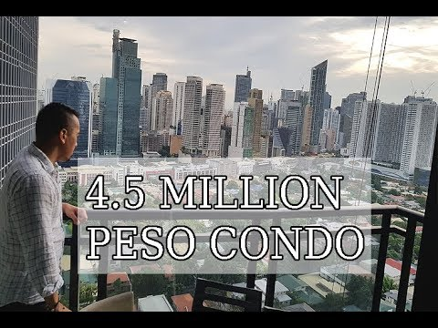 4.5 Million Peso Condo in Makati, Any Good??