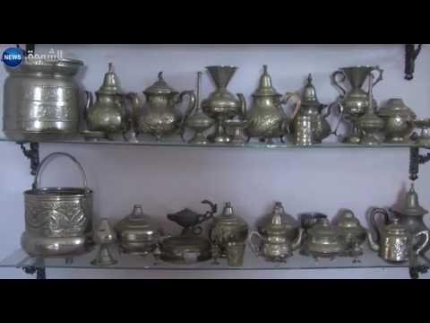 سيدي بلعباس: أستاذ بمتوسطة غربي عبد القادر يحوّل قاعة صغيرة إلى متحف