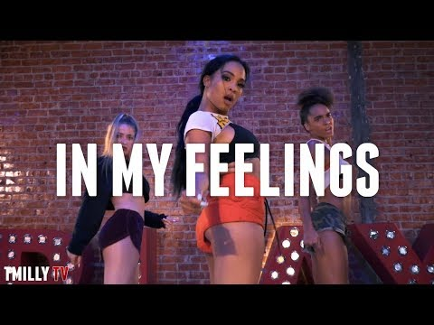 Video In My Feelings | Drake | Aliya Janell Choreography | Queens N Lettos download in MP3, 3GP, MP4, WEBM, AVI, FLV January 2017
