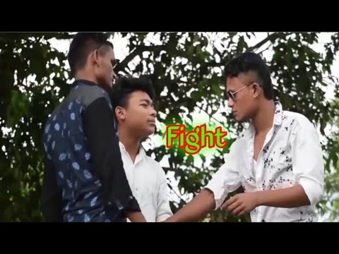 Motu chalu fight || অন্ধ কেৰ ওপৰে অত্যাচাৰ || Motu chalu hard touching video|| Motu chalu comedy