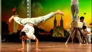 [39/49] Nhóm Gia Đình Bong Bóng (Parkour Hải Phòng) - Vietnam's Got Talent 2011