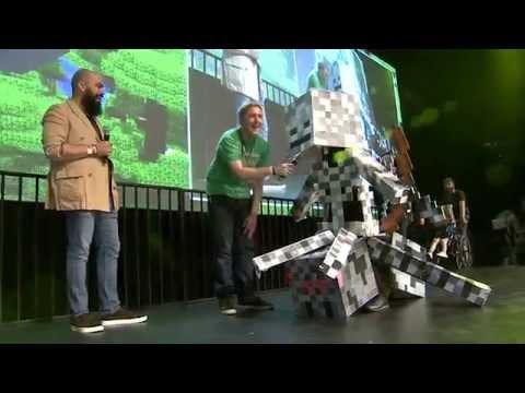 MINECON 2015 Costume Competition