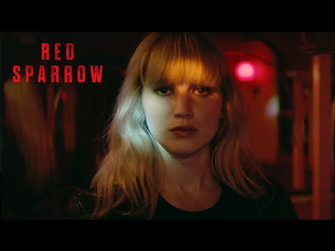"""Red Sparrow   """"Forced. Trained. Transformed."""" TV Commercial   20th Century FOX"""