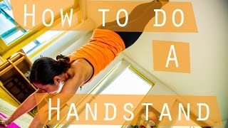 How to Do a Handstand?