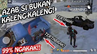 Video AZAB BUKAN SI KALENG-KALENG TERTABRAK!! (FREE FIRE INDONESIA) MP3, 3GP, MP4, WEBM, AVI, FLV Desember 2018