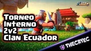 Hoy tenemos un torneo épico de 2v2 en el Clan Ecuador. Va a estar muy divertido no te lo puedes perder. ¡¡Deja tu LIKE para...